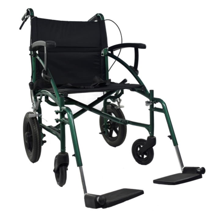 WHEELCHAIR - LIGHTWEIGHT TRANSIT