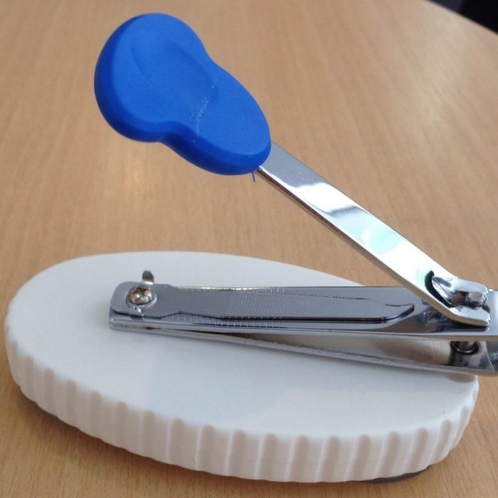 NAIL CLIPPER - SUCTION