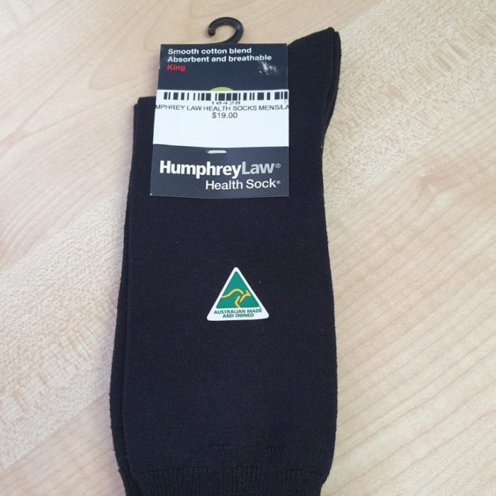 Men's Cotton Health Socks