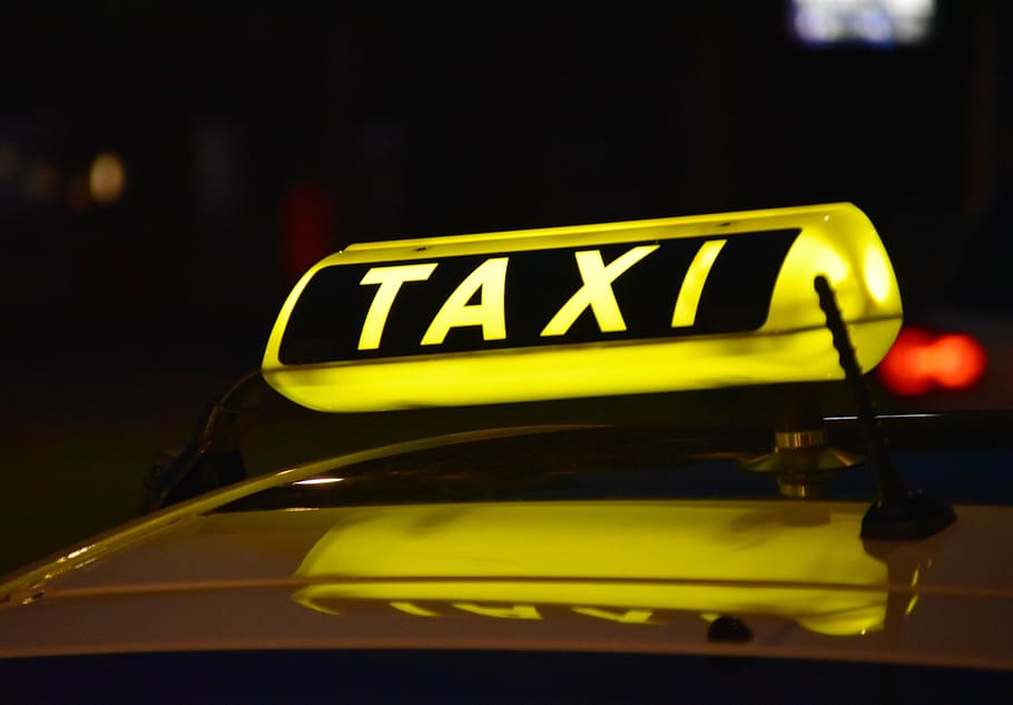 Using a Taxi during COVID-19