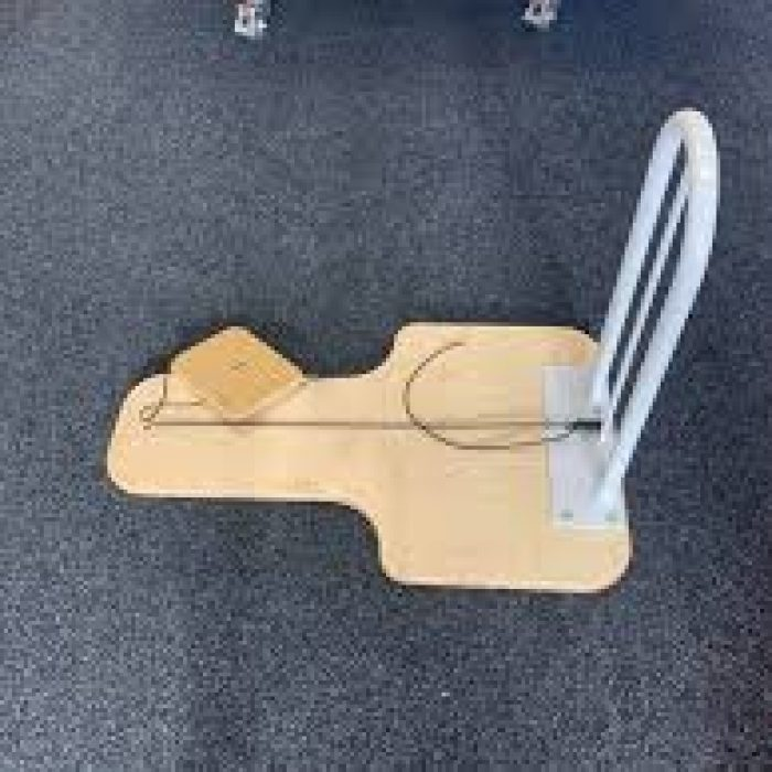 Bariatric Bed Lever