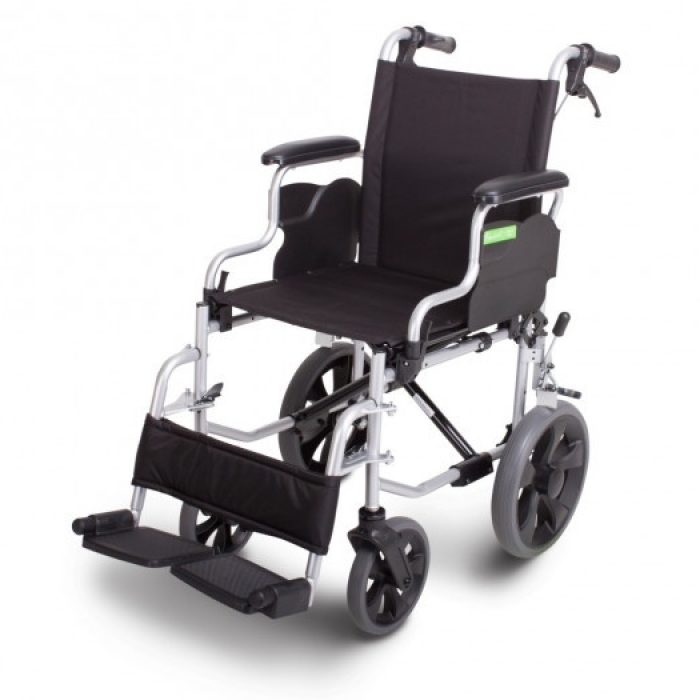 Freheit Freedom Chair Lightweight Transit Wheelchair 40cm