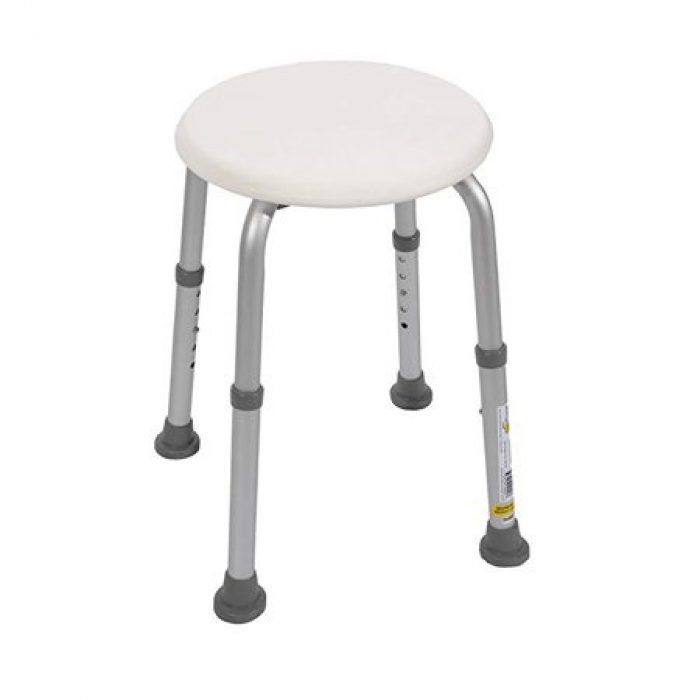 Shower Stool Round Seat