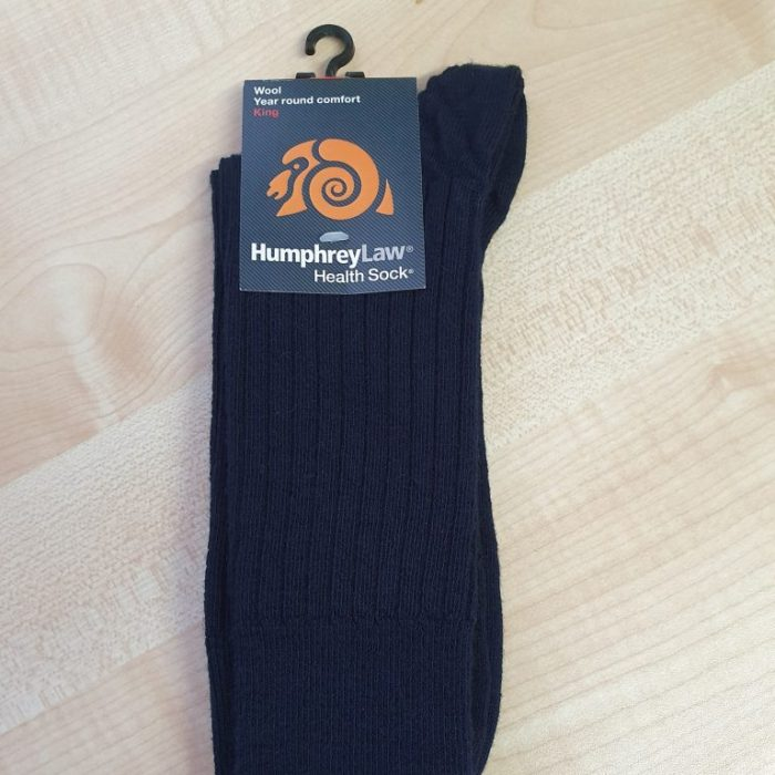 Mens's 95% Merino Wool Health Sock