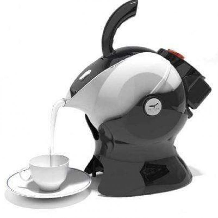 Kettle Pourer with Kettle